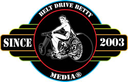 Belt Drive Betty Media ®