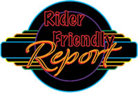 Rider Friendly Report